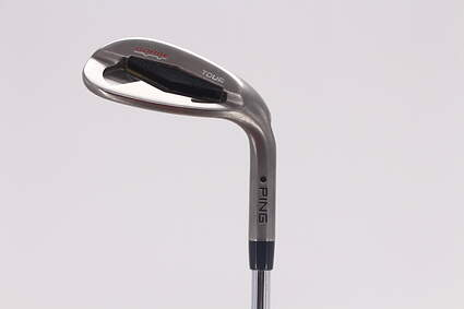 Ping Tour Gorge Wedge Lob LW 58° Ping CFS Steel Stiff Right Handed Black Dot 34.75in