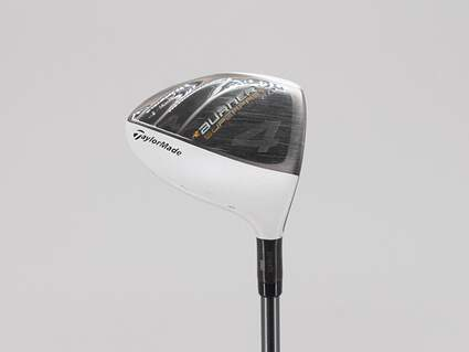 TaylorMade Burner Superfast 2.0 Fairway Wood 4 Wood 4W 16.5° TM Reax 4.8 Graphite Stiff Right Handed 43.0in