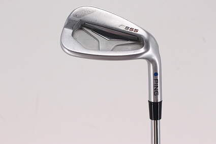 Ping S55 Single Iron Pitching Wedge PW True Temper Dynamic Gold X100 Steel Wedge Flex Right Handed Blue Dot 35.75in