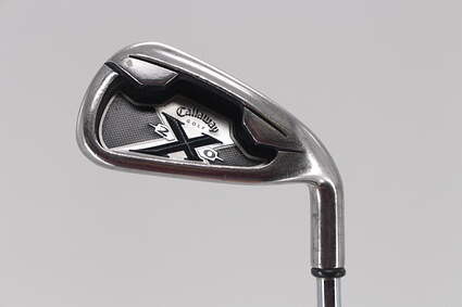Callaway X-20 Single Iron 4 Iron Callaway X Steel Steel Uniflex Right Handed 38.5in