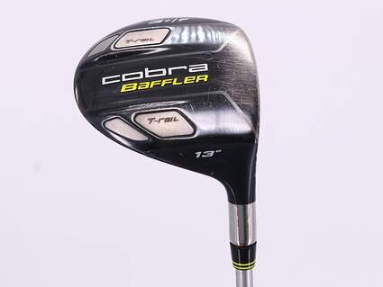 Cobra Baffler T Rail Fairway Wood 3+ Wood 13° Cobra Tour AD Baffler Graphite Stiff Right Handed 43.0in