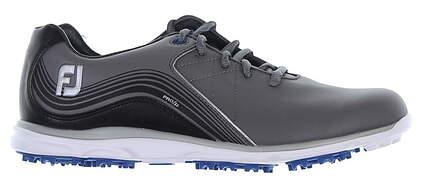 New Womens Golf Shoe Footjoy 2019 Pro SL Medium 7 Gray MSRP $150 98102