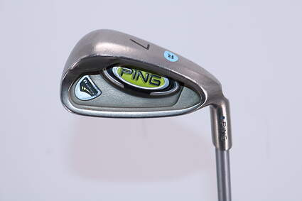 Ping Rapture Single Iron 7 Iron Ping TFC 909D Graphite Regular Right Handed Blue Dot 37.75in
