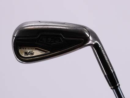 Adams Idea Tech V4 Single Iron 7 Iron Mitsubishi Rayon Bassara 55 Graphite Lite Right Handed 37.5in