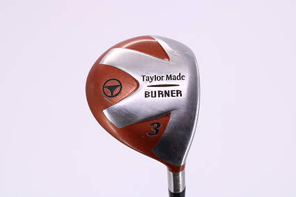 TaylorMade 1998 Burner Fairway Wood 3 Wood 3W TM Bubble 2 Graphite Stiff Right Handed 42.75in