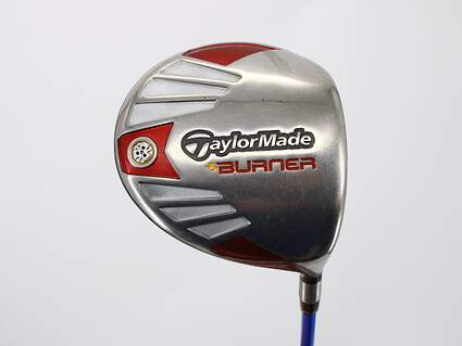 TaylorMade 2009 Burner Driver 9.5° Grafalloy ProLaunch Blue 65 Graphite Regular Right Handed 45.75in