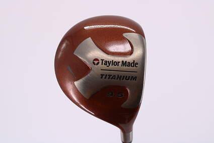 TaylorMade Ti Bubble Driver 9.5° TM Bubble Graphite Regular Right Handed 45.25in