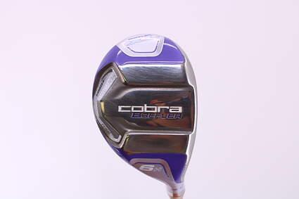 Cobra Baffler XL Womens Hybrid 6 Hybrid 31° Cobra Baffler XL Graphite Graphite Ladies Right Handed 37.0in