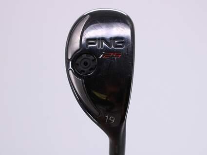 Ping I25 Hybrid 3 Hybrid 19° Ping TFC 80H Graphite Senior Right Handed 40.0in