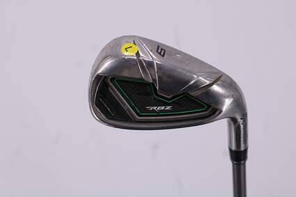 TaylorMade Rocketballz HP Single Iron 9 Iron TM RBZ Graphite 65 Graphite Ladies Right Handed 36.0in