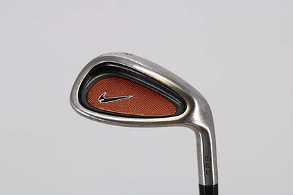 Nike CPR Wedge Pitching Wedge PW Stock Steel Shaft Steel Stiff Right Handed 35.75in