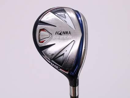 Honma BeZEAL 535 Hybrid 5 Hybrid 25° Stock Graphite Shaft Graphite Regular Right Handed 39.75in