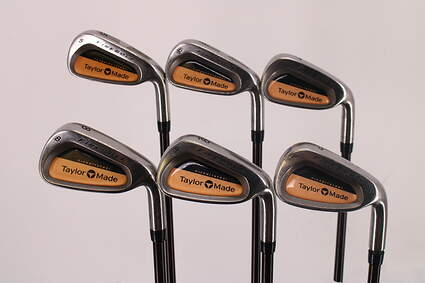 TaylorMade Firesole Iron Set 5-PW TM Bubble Graphite Stiff Right Handed 38.25in