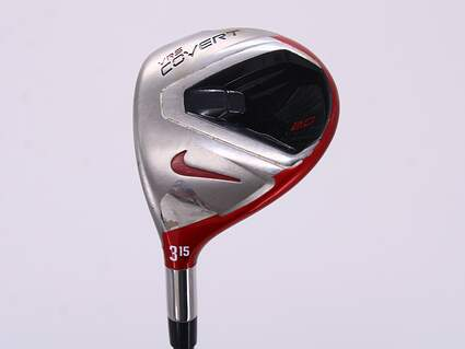 Nike VRS Covert 2.0 Fairway Wood 3 Wood 3W 15° Kuro Kage 60 Graphite Stiff Left Handed 42.75in