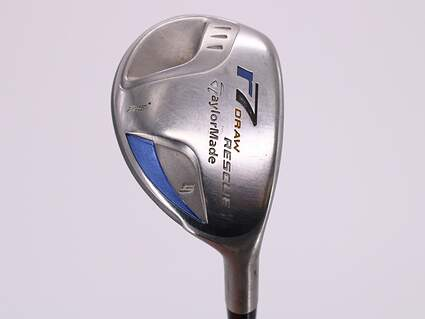 TaylorMade R7 Draw Hybrid 5 Hybrid 25° TM Reax 45 Graphite Ladies Right Handed 38.5in