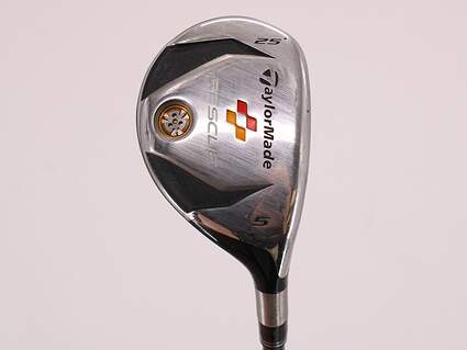 TaylorMade 2009 Rescue Hybrid 5 Hybrid 25° TM Reax 45 Graphite Ladies Right Handed 38.75in