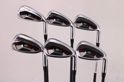 Ping G410 Iron Set 5-PW ALTA CB Red Graphite Senior Right Handed Black Dot 38.5in