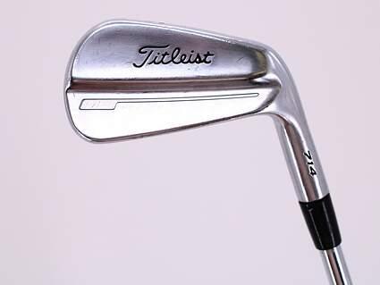 Titleist 714 MB Single Iron 7 Iron Nippon NS Pro Modus 3 Tour 120 Steel X-Stiff Right Handed 37.5in