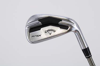 Callaway Apex Single Iron 7 Iron UST Mamiya Recoil 660 Graphite Regular Right Handed 37.0in