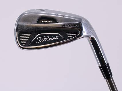 Titleist 712 AP2 Single Iron Pitching Wedge PW Aerotech SteelFiber i95 Graphite Stiff Right Handed 36.5in