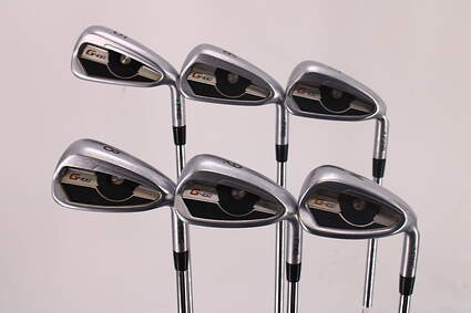 Ping G400 Iron Set 5-PW AWT 2.0 Steel Regular Right Handed Green Dot 40.5in