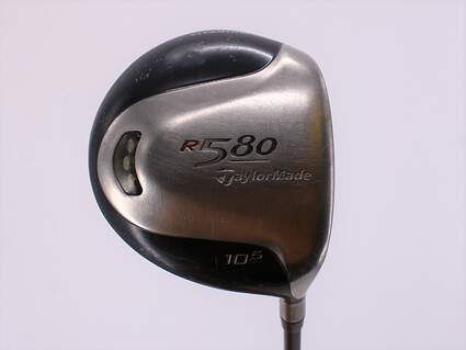 TaylorMade R580 Driver 10.5° TM M.A.S.2 Graphite Stiff Right Handed 45.5in