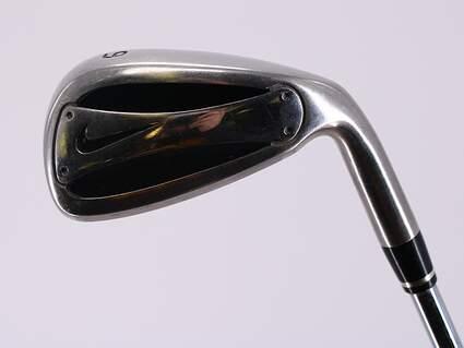 Nike Slingshot Single Iron 9 Iron Stock Steel Shaft Steel Stiff Right Handed 36.0in