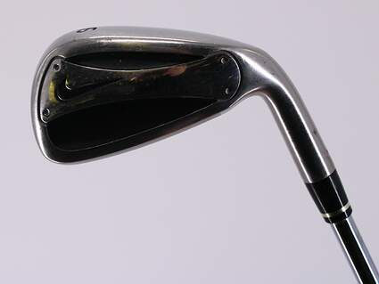 Nike Slingshot Single Iron 6 Iron Stock Steel Shaft Steel Stiff Right Handed 37.25in