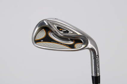 TaylorMade R7 Single Iron Pitching Wedge PW TM T-Step 90 Steel Regular Right Handed 35.75in