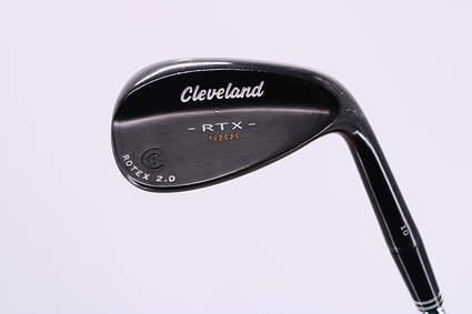 Cleveland 588 RTX Black Pearl Wedge Sand SW 54° 10 Deg Bounce True Temper Dynamic Gold Steel Wedge Flex Right Handed 35.25in
