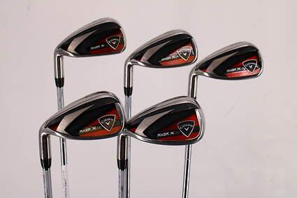 Callaway Razr X Hl Iron Set 2nd Swing Golf