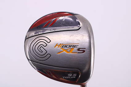 Cleveland Hibore XLS Driver 9.5° Cleveland Fujikura Fit-On Red Graphite Stiff Right Handed 45.25in