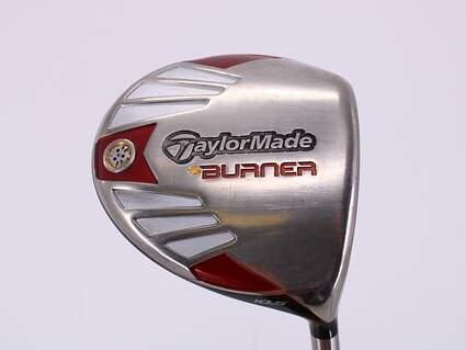 TaylorMade 2009 Burner Driver 10.5° TM Reax Superfast 50 Graphite Stiff Right Handed 45.75in