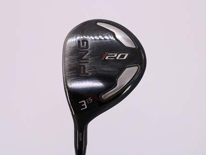 Ping I20 Fairway Wood 3 Wood 3W 15° Ping TFC 707F Graphite Stiff Left Handed 42.75in