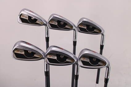 Ping G400 Iron Set 5-PW CFS 70 Graphite Graphite Regular Right Handed Green Dot 39.75in