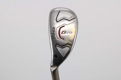 Ping G20 Hybrid 5 Hybrid 27° Ping TFC 169H Graphite Regular Left Handed 39.0in