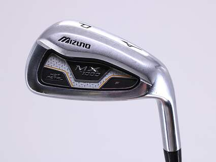 Mizuno MX 1000 Wedge Pitching Wedge PW Nippon NS Pro 950GH Steel Stiff Right Handed 35.5in