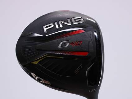 Ping G410 SF Tec Driver 10.5° Ping Tour 75 Graphite Stiff Right Handed 45.0in