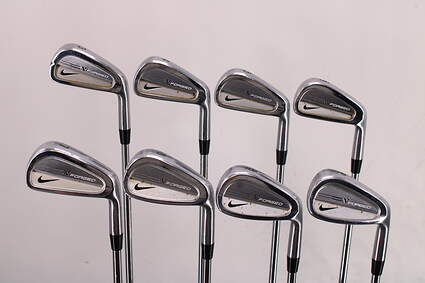 Nike VR Forged Pro Combo Iron Set 3-PW True Temper DG PRO S300 Steel Stiff Right Handed 38.0in