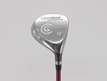 Cleveland Launcher Fairway Wood 3+ Wood 13° Mitsubishi Rayon Javln FX V7 Graphite X-Stiff Right Handed 43.0in