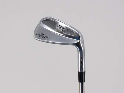 Cobra S3 Pro Forged MB Single Iron 8 Iron Stock Steel Shaft Steel Stiff Right Handed 36.5in