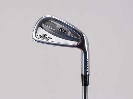 Cobra S3 Pro Forged CB Single Iron 7 Iron Stock Steel Shaft Steel Stiff Right Handed 37.0in