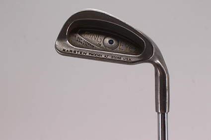 Ping Eye 2 Single Iron 4 Iron Stock Steel Shaft Steel Stiff Right Handed Blue Dot 38.5in