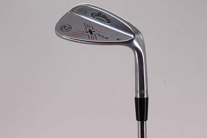 Callaway X-Tour Satin Wedge Gap GW 52° 11 Deg Bounce R Grind Dynamic Gold Tour Issue S200 Steel Stiff Right Handed 35.25in