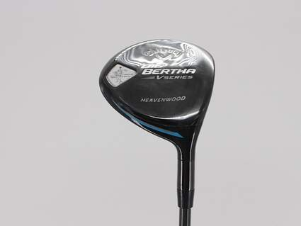 Callaway Big Bertha V Series Fairway Wood 7 Wood 7W 2nd Gen Bassara E-Series 42 Graphite Ladies Right Handed 42.0in