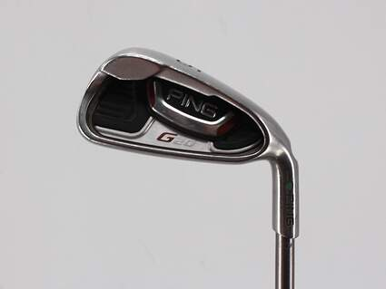 Ping G20 Single Iron 5 Iron Ping TFC 169I Graphite Regular Right Handed Green Dot 38.25in