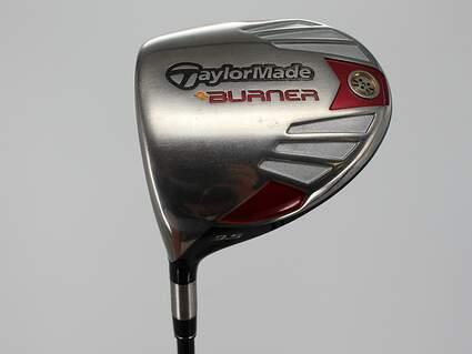 TaylorMade 2007 Burner 460 Driver 9.5° TM Reax Superfast 50 Graphite Regular Left Handed 44.5in