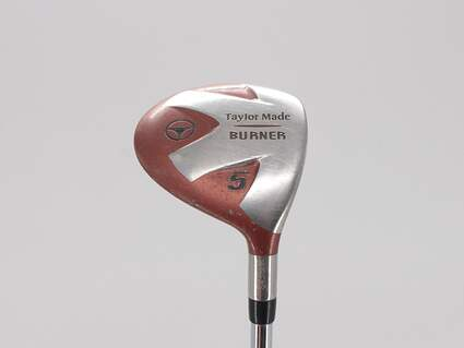 TaylorMade 1998 Burner Fairway Wood 5 Wood 5W Rifle Prescion Steel Regular Right Handed 41.5in