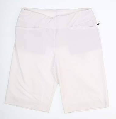 New Womens Tail Pull On Golf Shorts 4 White MSRP $89