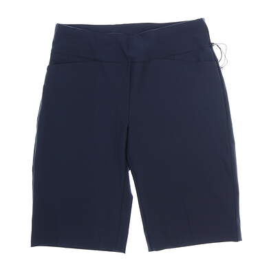 New Womens Tail Pull On Golf Shorts 6 Navy Blue MSRP $89